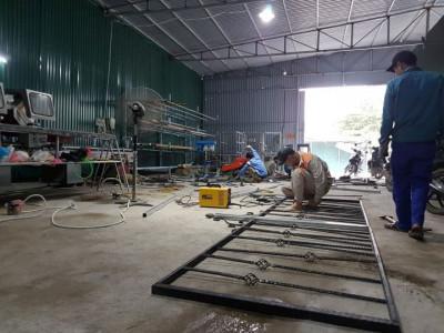 Hàn sắt lưu động, sửa cửa sắt lưu động tại tphcm