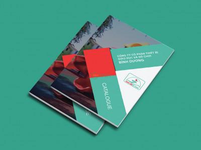 Công ty thiết kế catalogue và hồ sơ năng lực tại TP Hồ Chí Minh