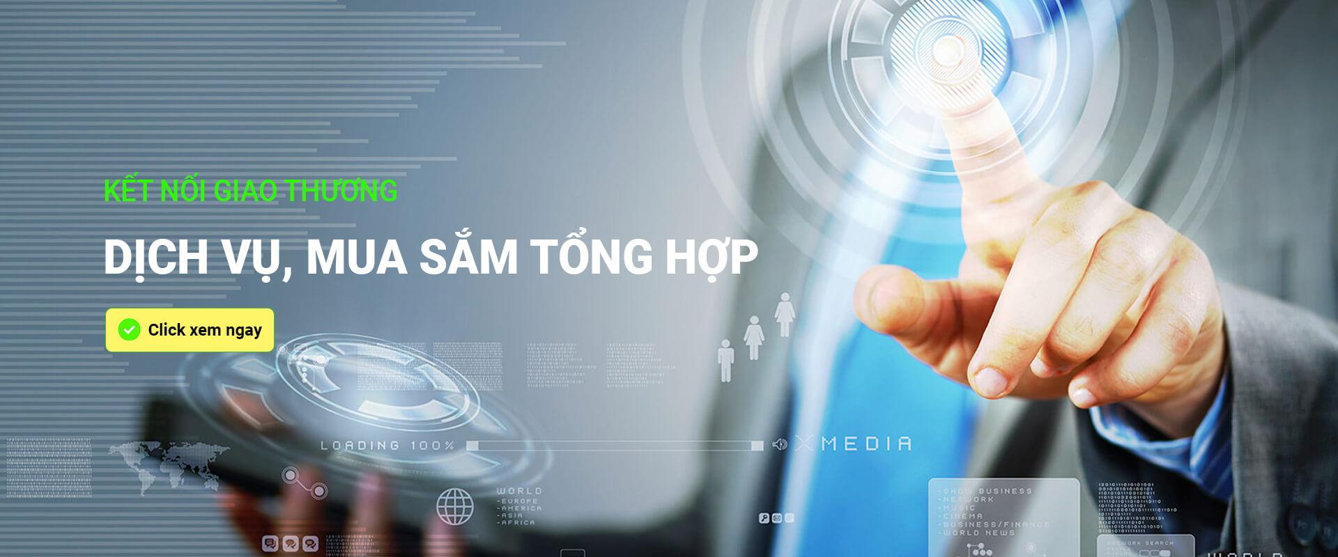 Kênh kết nối giao thương uy tín hàng đầu Việt Nam