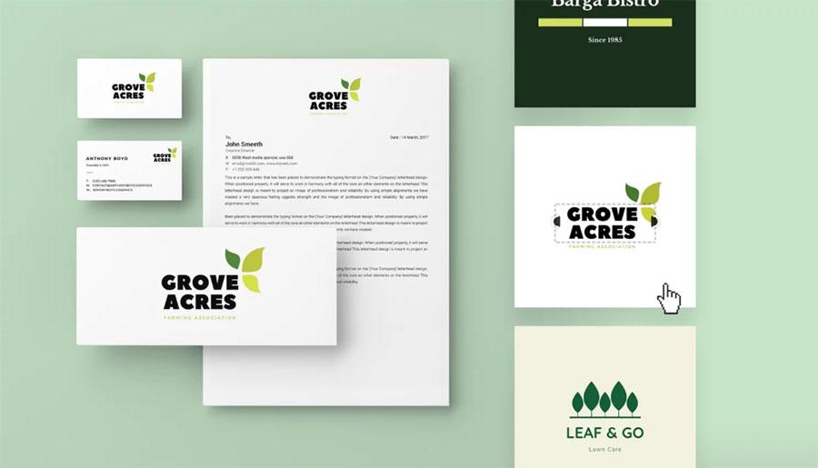 Chuyên thiết kế logo sáng tạo tại tỉnh Bình Dương - www.quocbuugroup.com