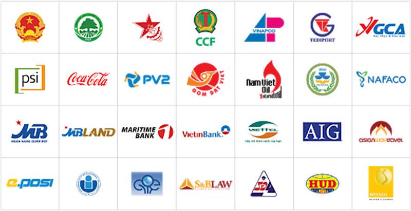 Một số mẫu logo tham khảo - Thiết kế logo tại Hà Nội